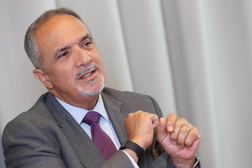 Бен Бенгугэм, вице-президент Hilton Worldwide по HR в странах Европы, Ближнего Востока и Африки