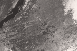 Статистический учет и космический мониторинг пожаров в России никак не могут сойтись