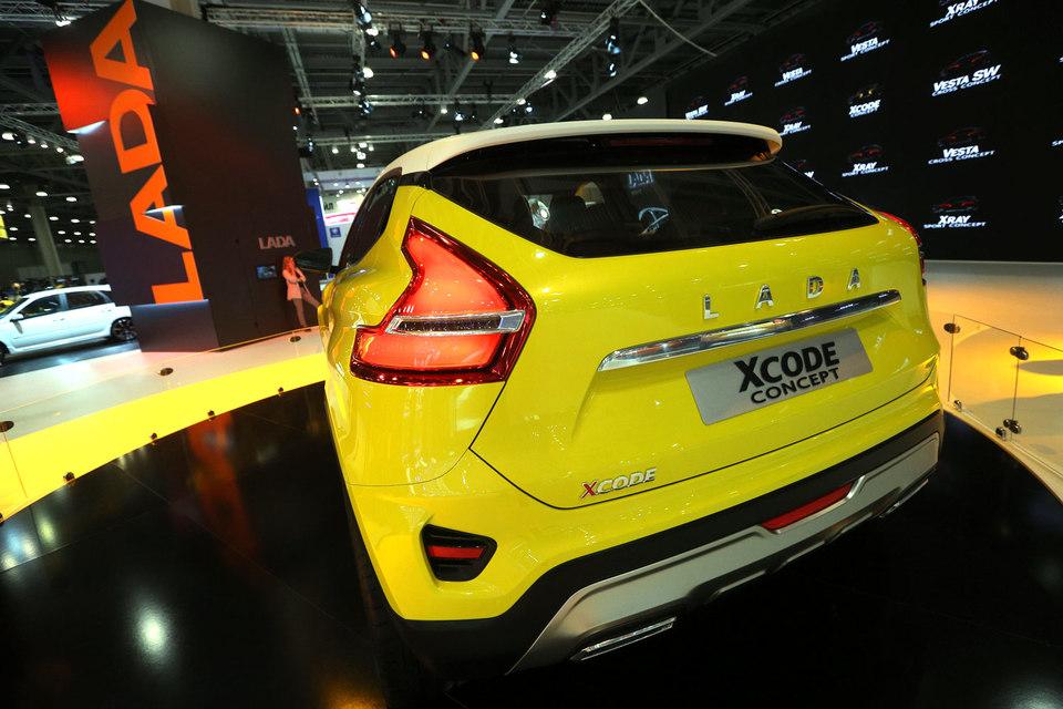 «АвтоВАЗ» начнет выпускать Lada нового поколения в течение пяти лет, первой моделью станет компактный кроссовер Xcode