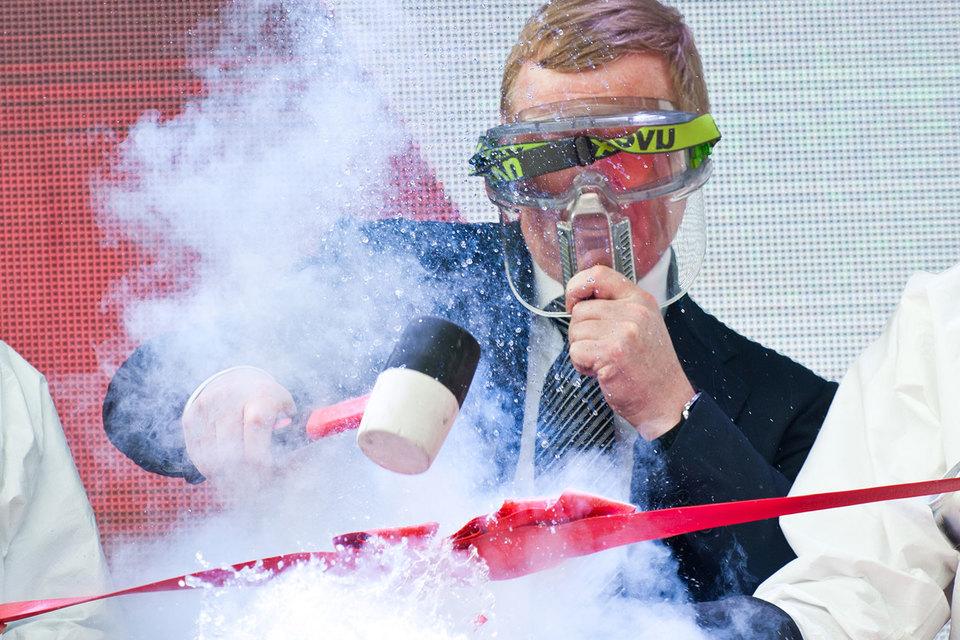 Председатель правления «Роснано» Анатолий Чубайс собирается стать акционером управляющей  компании