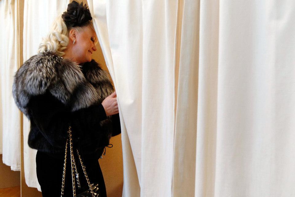 Российские избиратели за рубежом пока не очень активны (на фото – голосование в Лондоне)