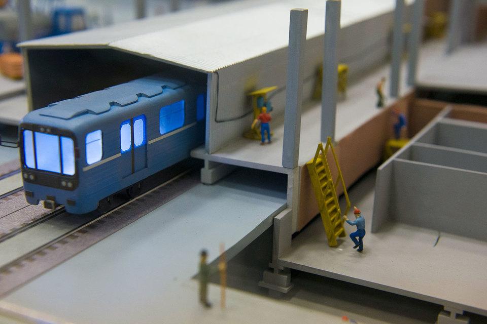 Сроки  и очередность строительства новых станций пока не определены