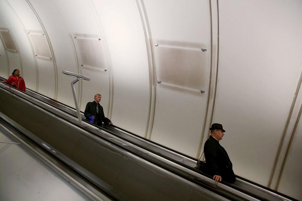 Метрополитен живет без рекламы уже полтора года