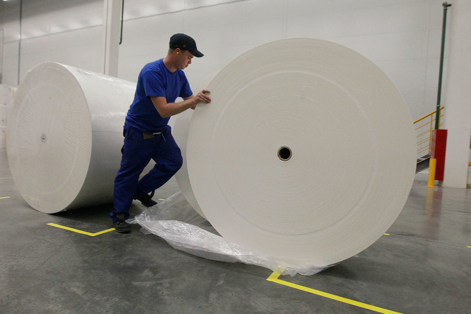 Один из крупнейших в России производителей бумаги – Кондопожский ЦБК будет продан единым лотом