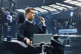 Следить за кораблями-роботами можно будет из расположенных на суше центров управления