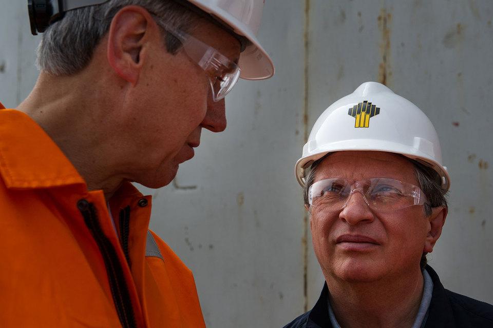 Проекту «Звезда» нужен новый металлургический завод, считает главный исполнительный директор «Роснефти» Игорь Сечин