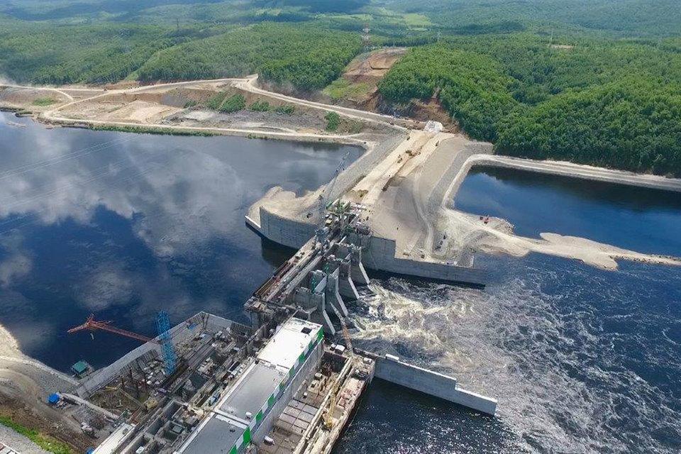 CTGC отказалась от покупки 49% в Нижне-Бурейской ГЭС в Амурской области
