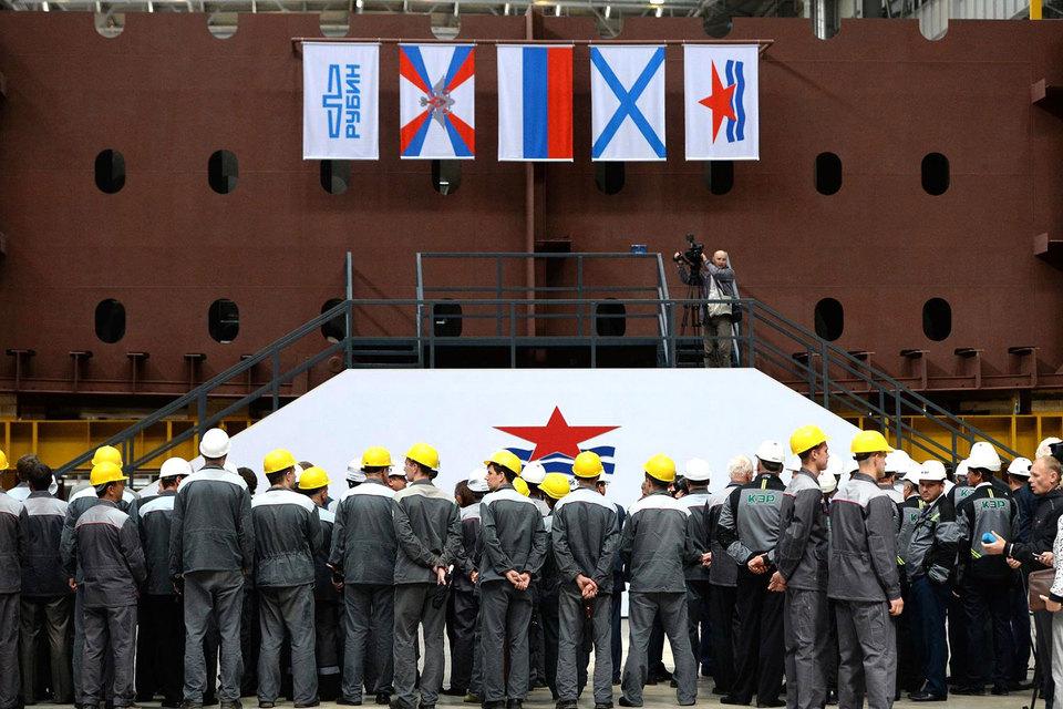 Судостроительный комплекс «Роснефти» и Газпромбанка на Дальнем Востоке (включает судоверфь «Звезда» —на фото) нашел иностранных партнеров и заказчиков