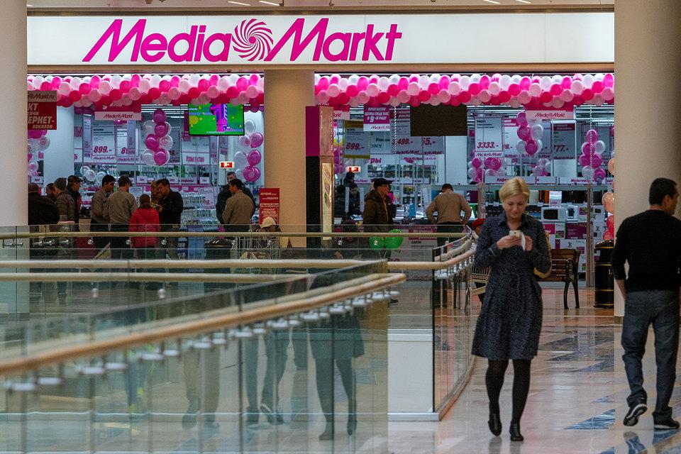 Немецкий ритейлер снова готов открывать магазины в России