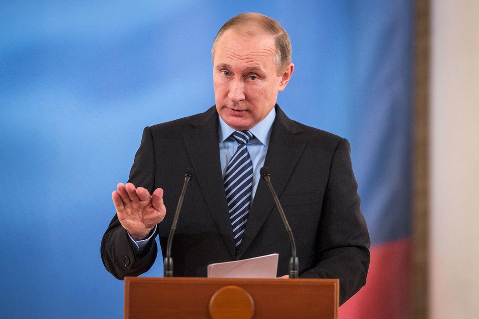 Сегодняшняя цена на нефть устраивает Россию, но она могла бы быть чуть повыше, заявил президент Владимир Путин на пресс-конференции по итогам визита в китайский Ханчжоу