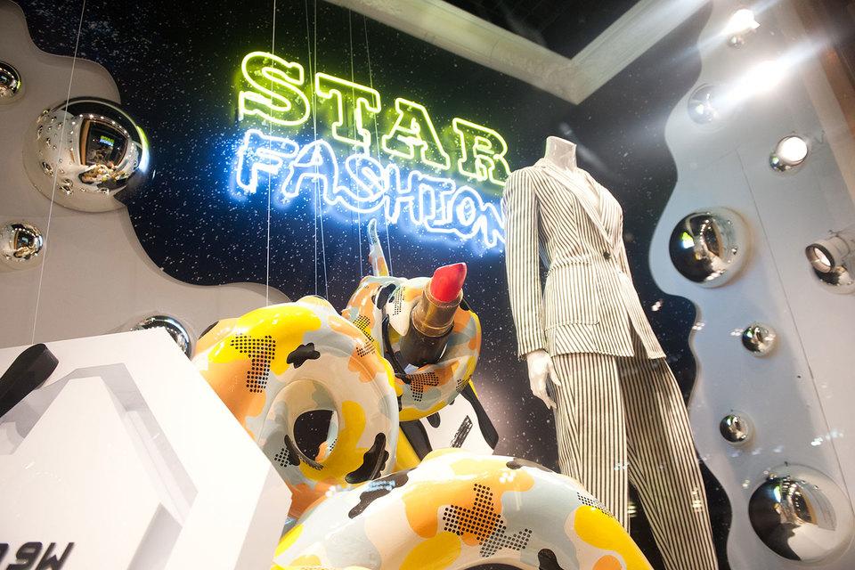 Одной из основных площадок проекта Fashion's Night Out станет московский ЦУМ