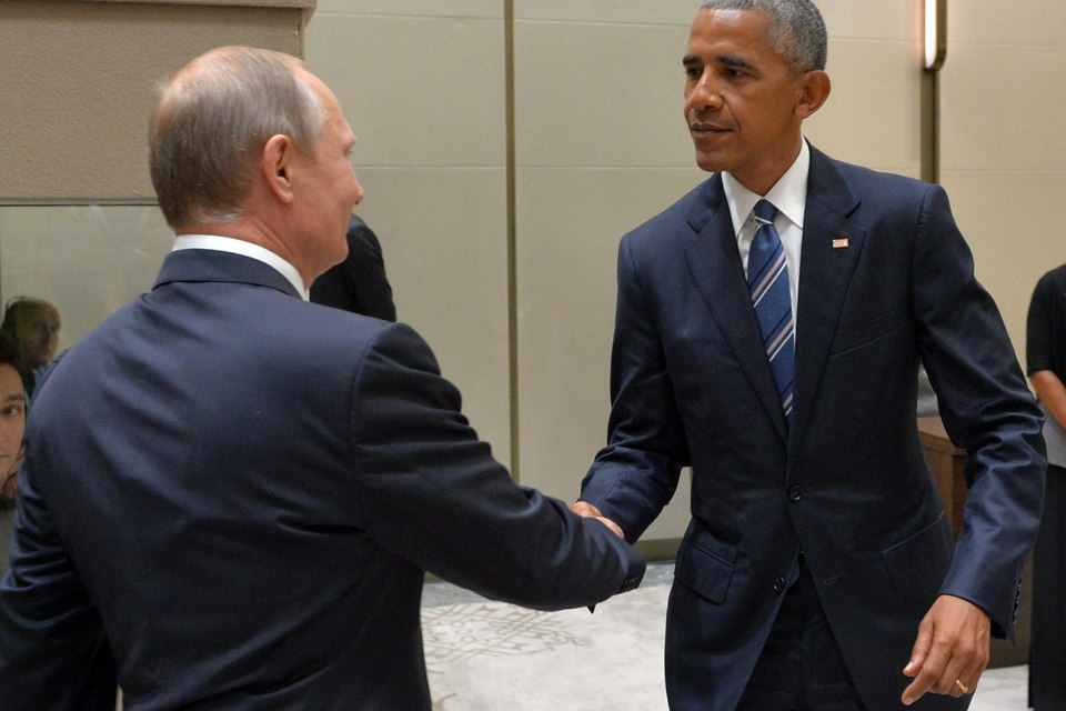 Добиться компромисса по Сирии Владимиру Путину и Бараку Обаме опять не удалось, но переговоры продолжатся