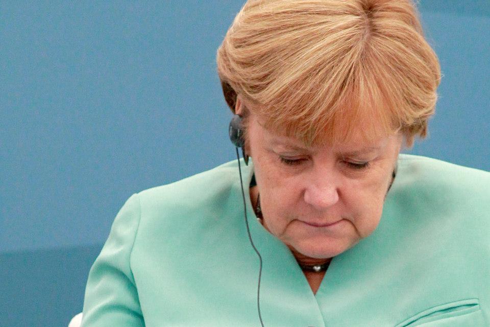 Партия Ангелы Меркель впервые проиграла популистам на региональных выборах
