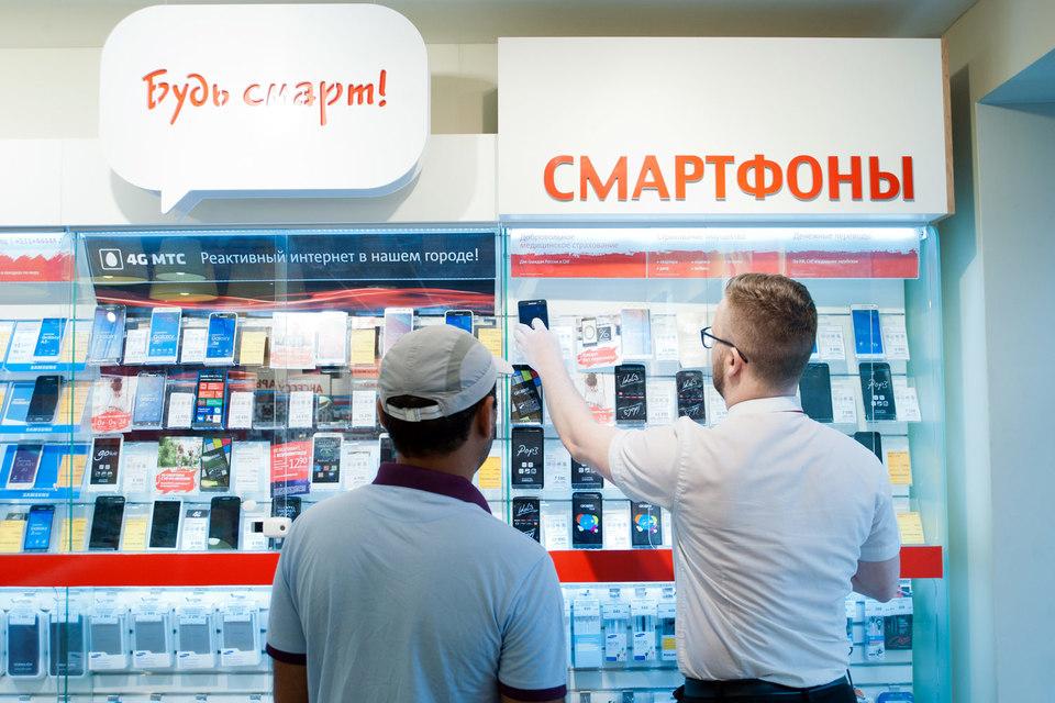 Китайские смартфоны занимают не менее 30% российского рынка