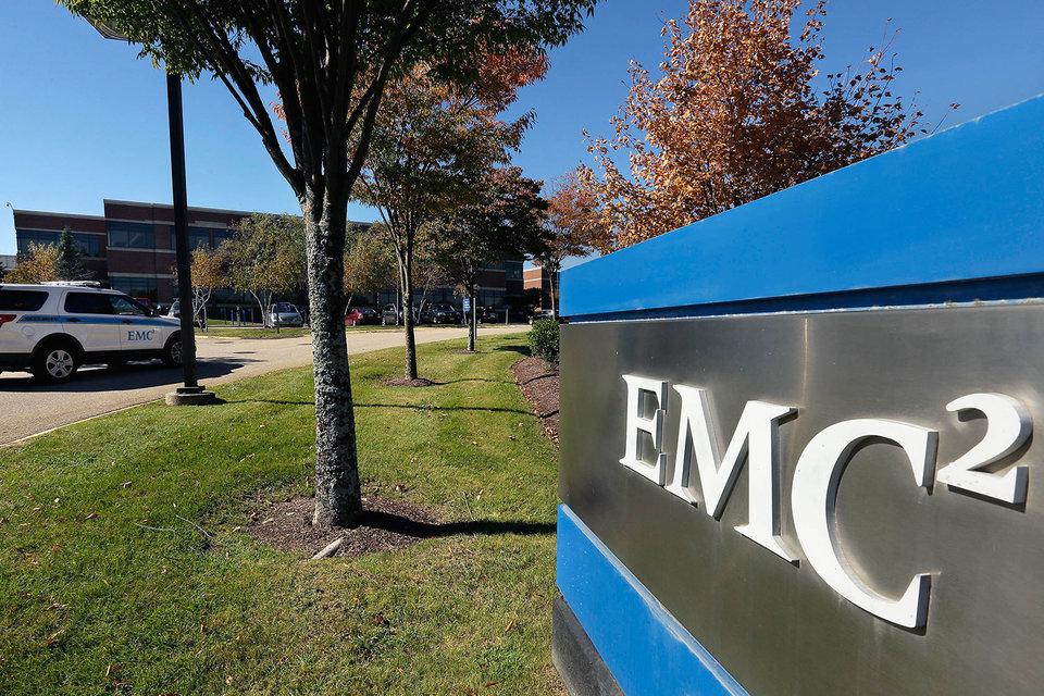Dell известна как производитель компьютеров и серверов, а EMC – систем хранения данных
