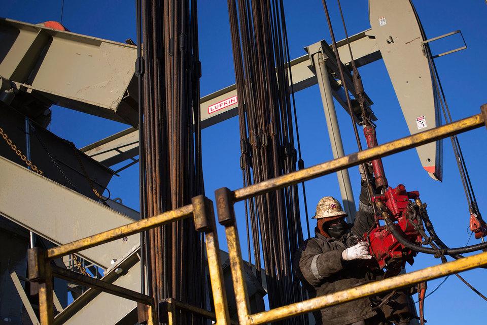 Нефти в США сейчас добывается гораздо больше, чем в 2003 г., а стоит она так же