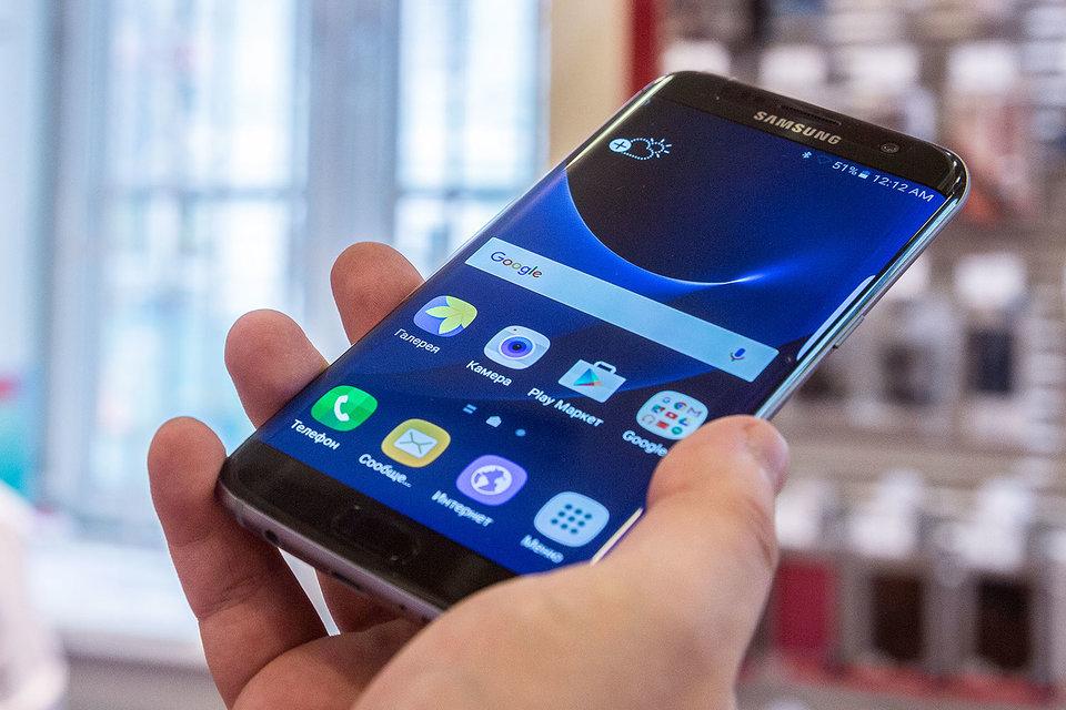 Samsung Galaxy S7 с 32 Гб памяти оказалась на первом месте с оценкой в 4,4907 балла из 5 возможных