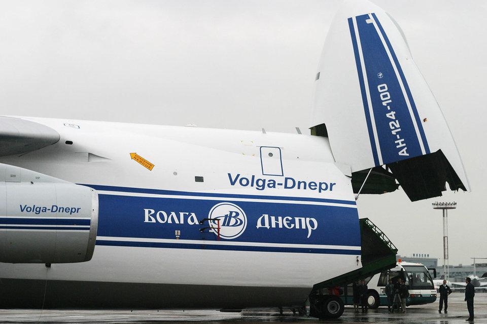 Украинский «Антонов» грозится остановить эксплуатацию самолетов «Руслан» авиакомпанией «Волга-Днепр»