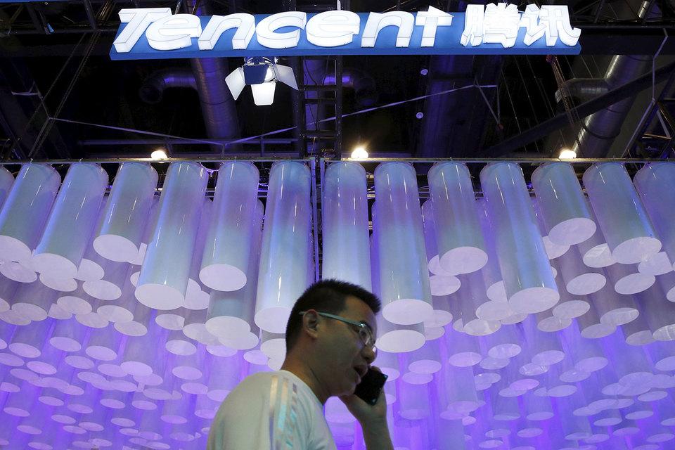 Китайская Tencent на этой неделе ненадолго становилась самой дорогой компанией на развивающихся рынках