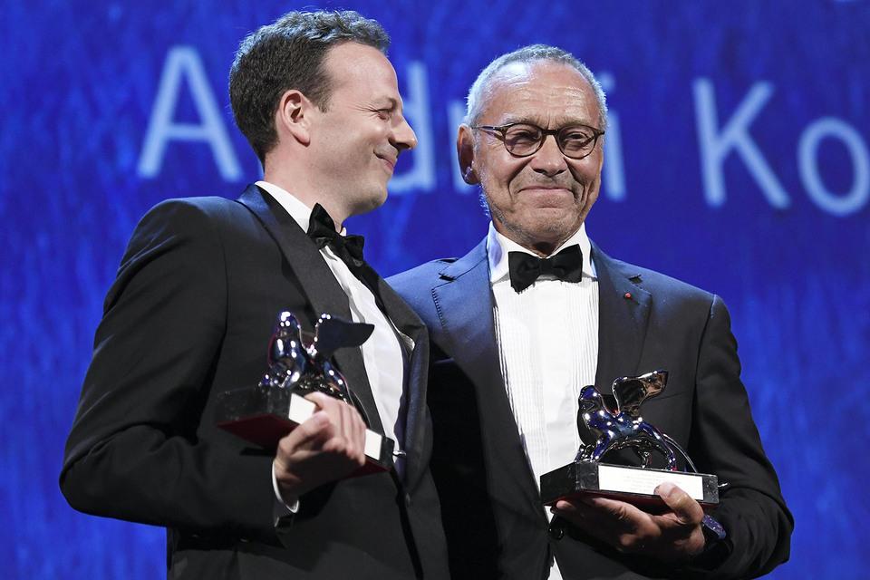 Мексиканский режиссер Амат Эскаланте и Андрей Кончаловский получили по «Серебряному льву»