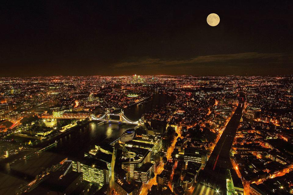 Лондонское дорожает медленнее