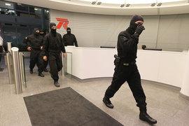 Силовики пришли в офис «Реновы» 6 сентября сразу после появления на рабочем месте гендиректора «Т плюса»