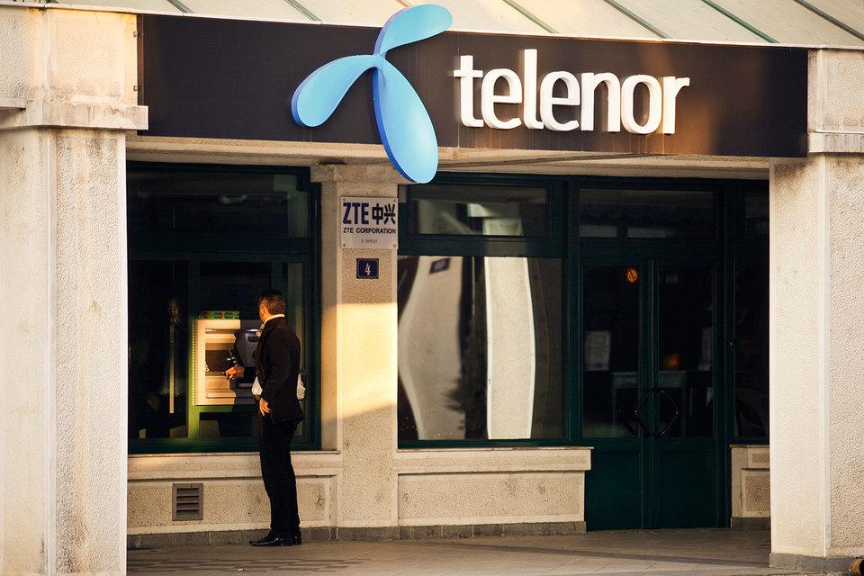Telenor решила продать четверть своей доли в Vimpelcom