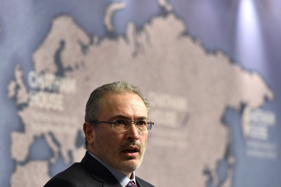 Михаил Ходорковский хочет найти для России правильного кандидата в президенты
