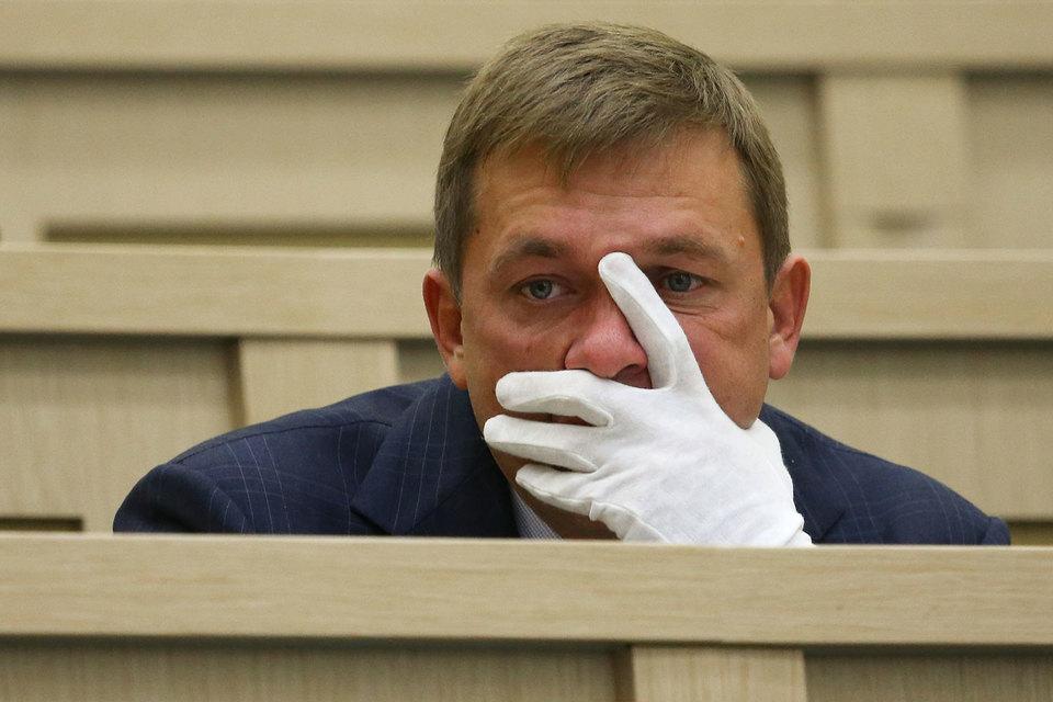 У Дмитрия Саблина стало на одного соперника меньше
