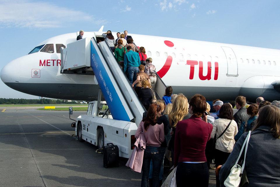 Возобновление полетов в Турцию мало поможет снижающемуся рынку пассажирских перевозок