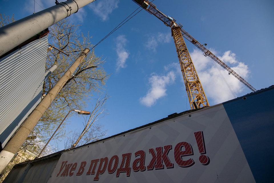 В этом году в Петербурге и пригородах может быть продано до 4 млн кв. м жилья