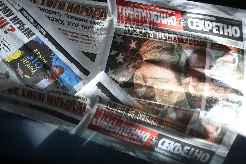 Фальшивых газет на этих выборах стало больше