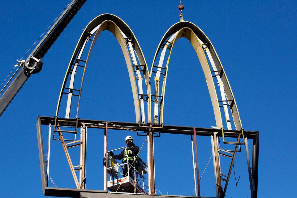 ЕК начала расследование в отношении McDonald's в декабре 2015 года