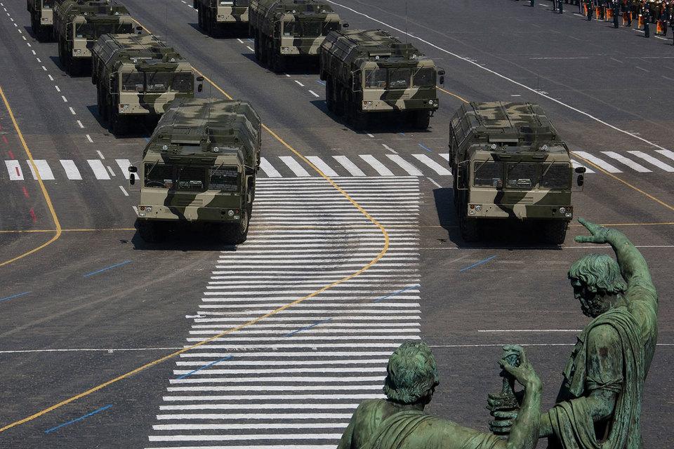 Армения стала первым иностранным получателем российского оперативно-тактического ракетного комплекса «Искандер»