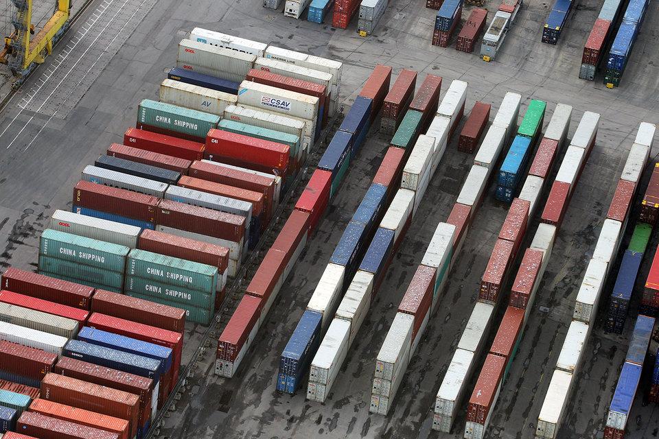 Российский рынок контейнерных перевозок за восемь месяцев уменьшился на 0,7%