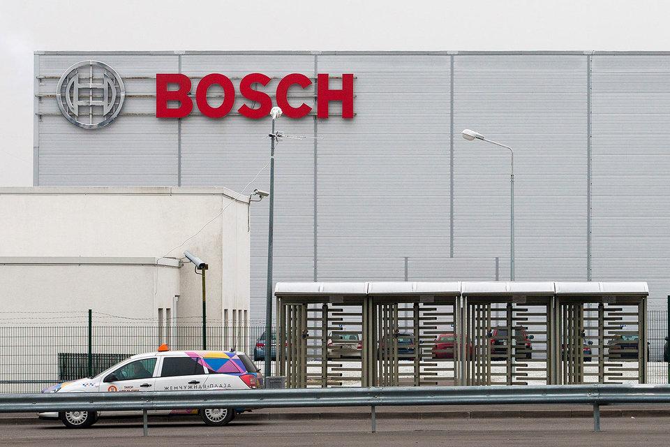 Bosch-Siemens строит вертикаль