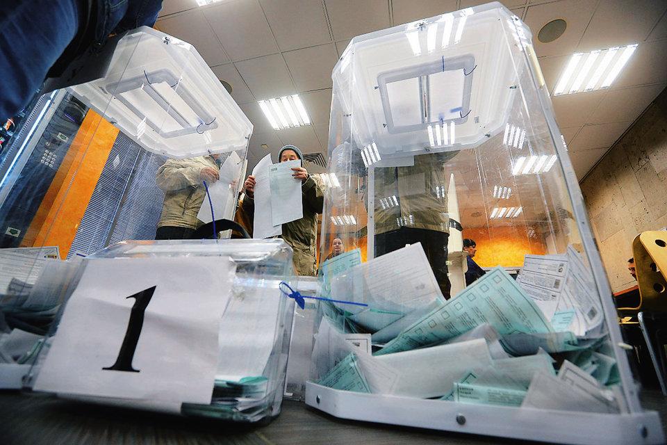 Думская оппозиция лишилась немалой части голосов избирателей