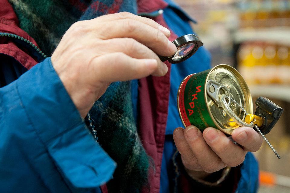 Российским покупателям приходится внимательно смотреть на цены