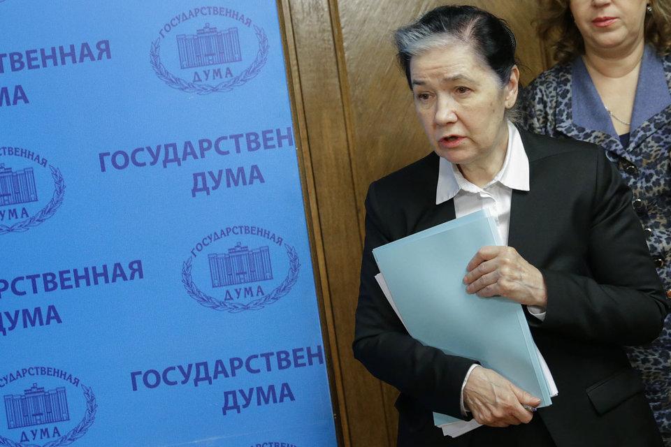 У Галины Хованской (на фото) хорошие шансы остаться председателем комитета по ЖКХ