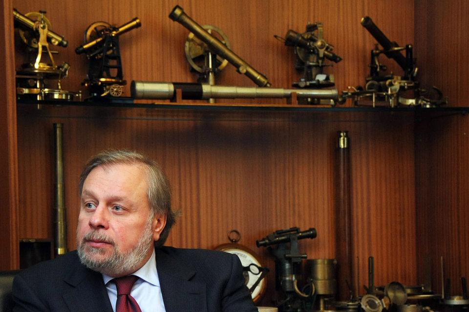 Экс-сенатор Леонид Лебедев стал фигурантом уголовного дела
