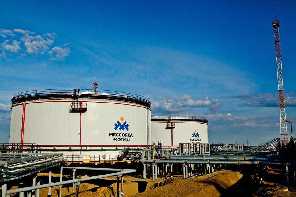 Восточно-Мессояхское месторождение с извлекаемыми запасами нефти и конденсата более 340 млн т – самое северное из разрабатываемых материковых месторождений