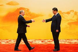 Соглашение подписано в присутствии Владимира Путина и Си Цзиньпина – отступать некуда