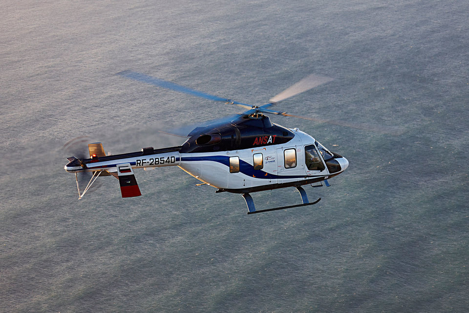 «Вертолеты России» связывают с «Ансатом» большие надежды