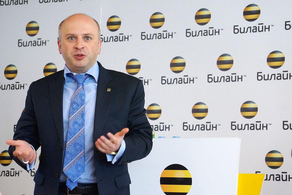 Вслед за Михаилом Слободиным из «Вымпелкома» уходит финансовый директор Николай Иванов