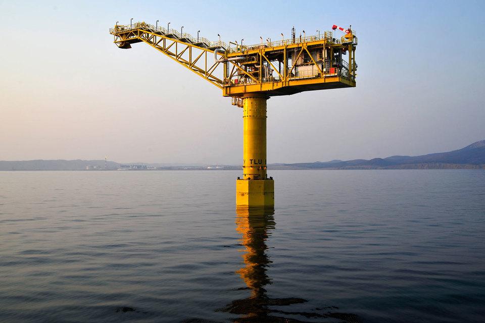 В Охотском море на баланс поставлены запасы только по сахалинским проектам