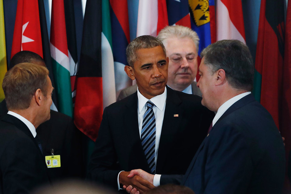 Конгресс США решил поддержать Украину поставками летального оружия
