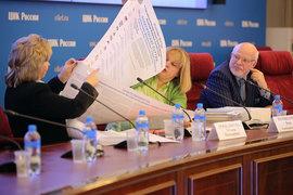 Члены Центризбиркома готовы пожертвовать сном ради срочного подведения итогов выборов