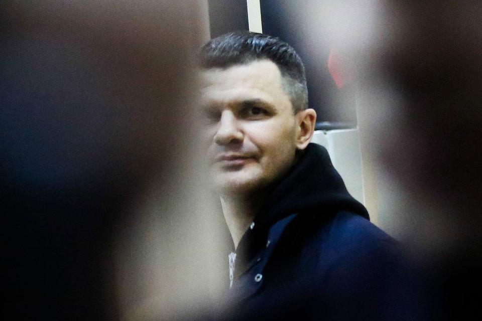 Прекращено следствие в отношении Дмитрия Каменщика