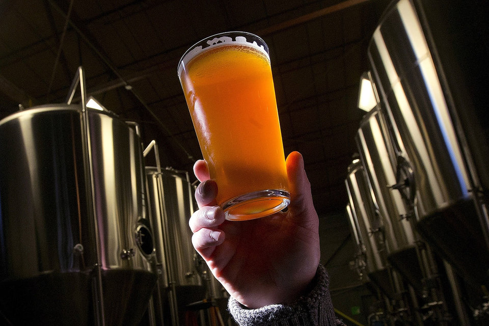 На мелких производителей пива, сидра и др. пришлось 1,8–2% российского рынка