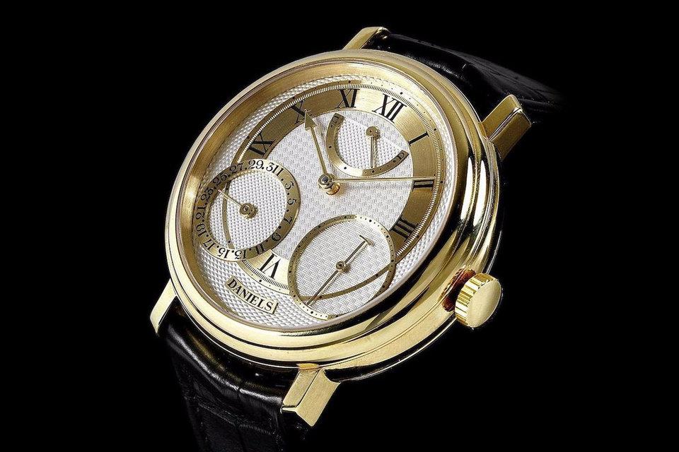 The 35th Anniversary George Daniels Watch проданы за рекордную для часов Джорджа Дэниэлса сумму